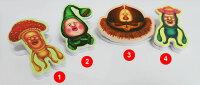 愚人節 KUSO療癒整人玩具周邊商品推薦【Kobito Dukan醜比頭】醜比頭系列小妙夾(多款)
