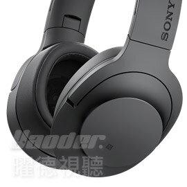 <br/><br/>  【曜德大降價】SONY MDR-100ABN 黑色 頭戴式抗噪耳麥 無線藍芽NFC ★ 免運 ★ 送收納盒<br/><br/>