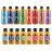 WAJASS威傑士 ZERO 酷冷色 / 海洋藍 / 灰紫色 / 潮綠色 / 甜橘色 / 艷紅色 / 摩卡棕 / 炫紫色 極色增亮洗髮精70 / 300ml 1