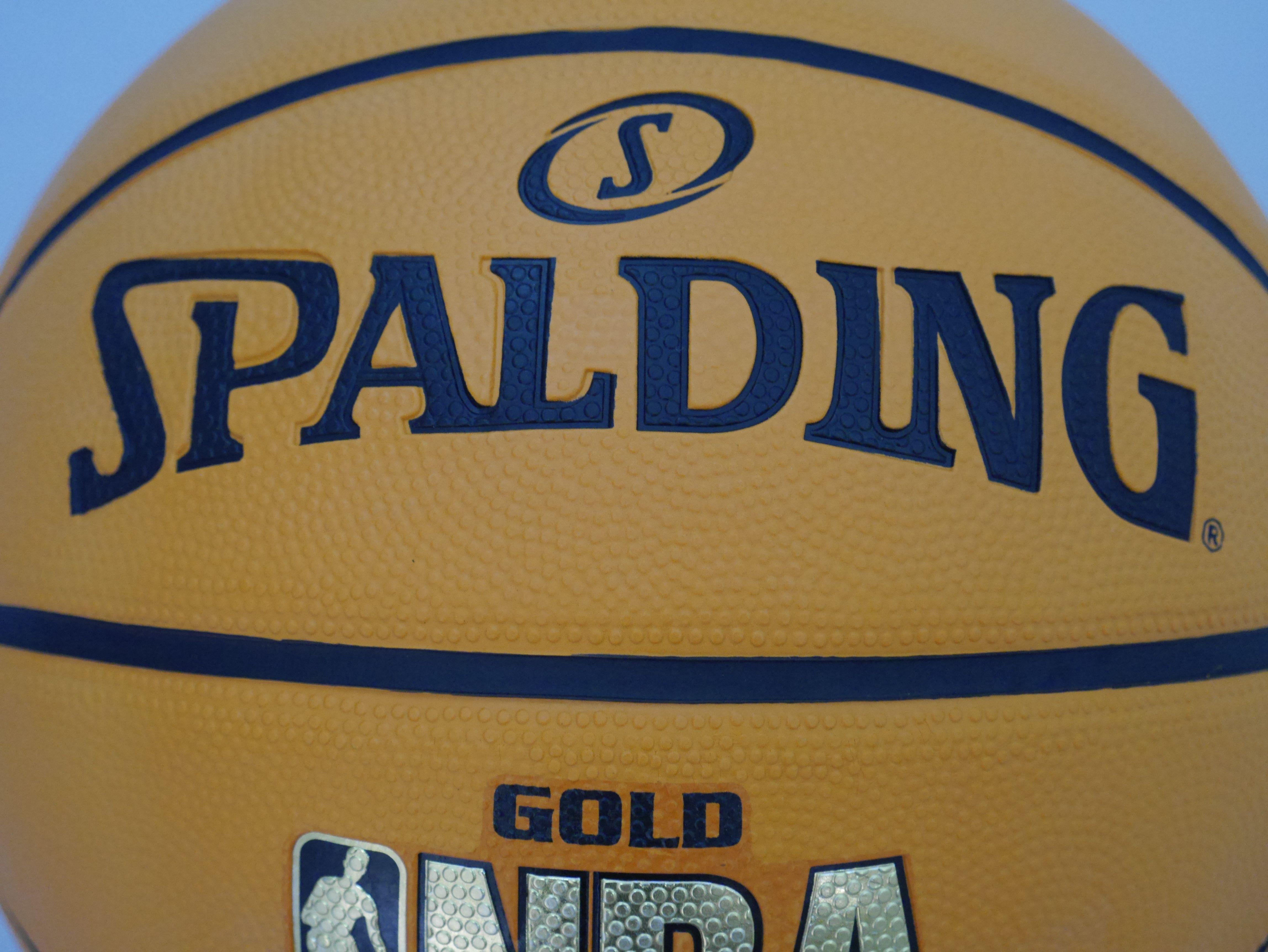 斯伯丁籃球SPALDING《金標NBA 籃球【曉風】 1