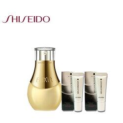 SHISEIDO資生堂 怡麗絲爾 膠原超緊緻精華CB 35ml  再送 二瓶  驅黑淨白露W 6g《Umeme》
