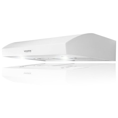 "AKDY 30"" AK-FSD-W0175WHT Stainless Steel Under Cabinet Range Hood 300CFM W/3 Color Options 0"