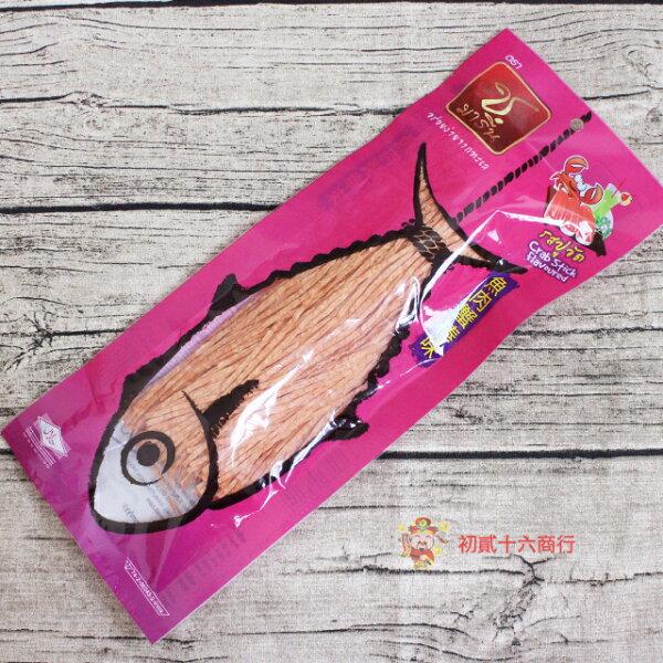 【0216零食會社】泰國ChorMarine魚絲(蟹肉棒口味)80g