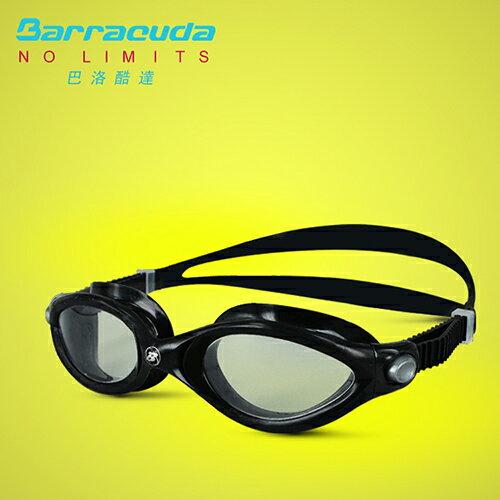 美國巴洛酷達Barracuda成人運動型抗UV防霧泳鏡-AQUALIGHTNING#32420 1