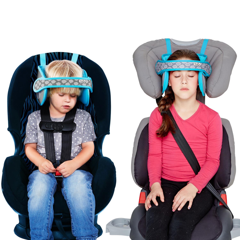 ★酷貝比總代理 以色列NapUp不倒翁護頸頭枕 / 汽座 / 兒童頭部固定帶 / 汽車安全座椅頭部固定帶 1