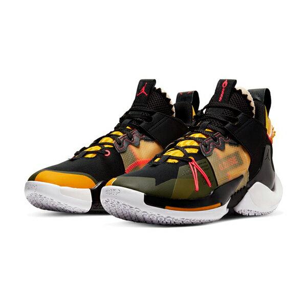 【NIKE】JORDAN WHY NOT ZER0.2 SE PF 籃球鞋 運動鞋 黑 黃 男鞋 -AV4126002 1