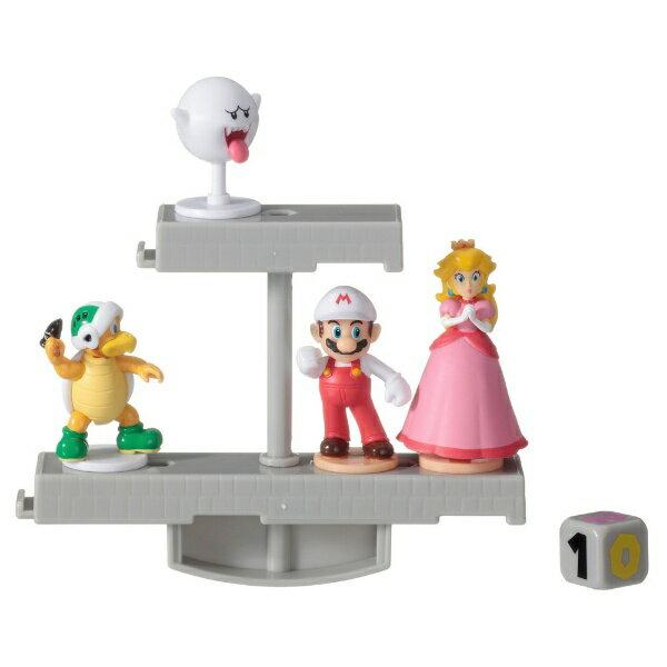 《EPOCH》 瑪莉歐平衡遊戲簡易版-城堡場景 東喬精品百貨