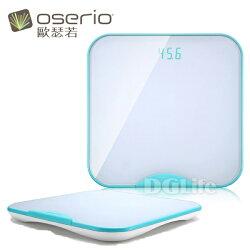 Oserio 歐瑟若 無線智慧體重計 BTG-365 (極光綠)