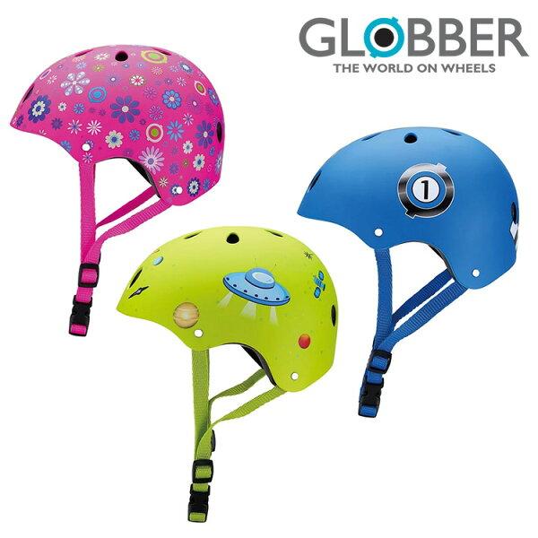 護具安全帽頭盔戶外活動滑板車帽單車騎乘滑板直排輪必備GLOBBER-多款可選