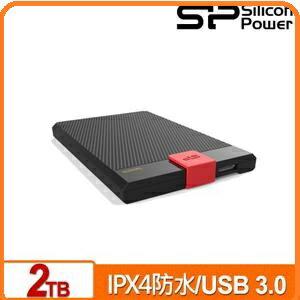 SP廣穎DiamondD30S2TB2.5吋行動硬碟