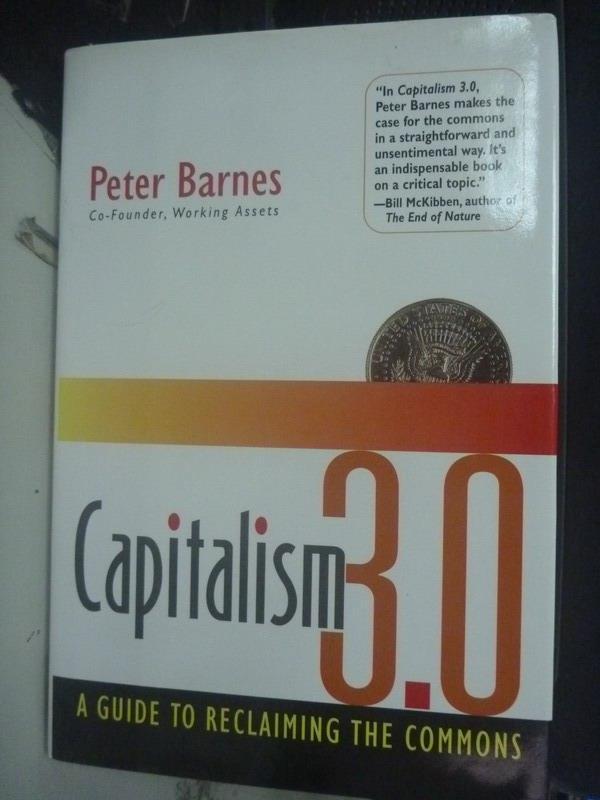 ~書寶 書T4/財經企管_WGI~Capitalism 3.0: A Guide to R