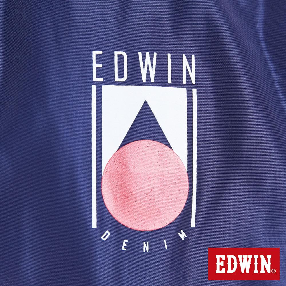 EDWIN 雙面穿極簡線條 鋪棉外套-男款 黑灰色【雙12 SUPER SALE 限定折扣】【天天消費滿1200→12 / 9憑券序號12S120H再折120元】 8