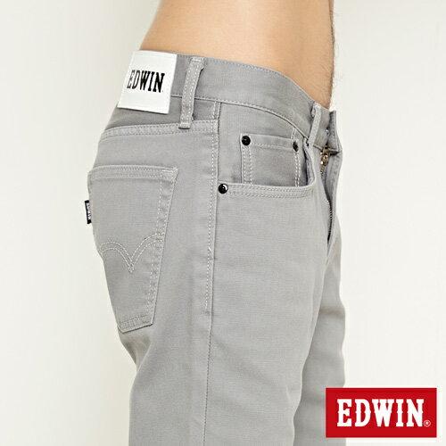 【9折優惠↘】EDWIN 503 COOL快乾五袋式 基本短褲-男款 銀灰色 6