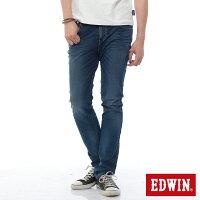 EDWIN 迦績 酷涼 直筒牛仔褲 男款 樂天獨家