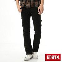 EDWIN ZERO 工作 直筒褲 男款 零碼