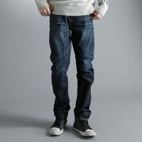 EDWIN E-FUNCTION 中直筒牛仔褲-男款 原藍磨 STRAIGHT-EDWIN-潮流男裝推薦
