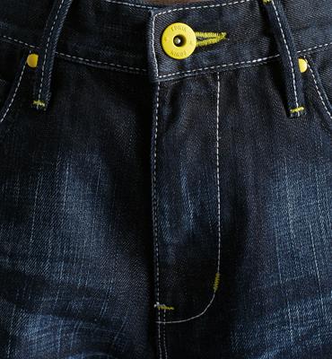 【5折優惠↘】EDWIN E-FUNCTION 直筒牛仔褲-男款 原藍磨 1