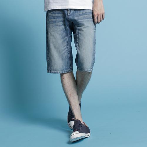 【790元優惠↘】EDWIN XV-FUNCTION短褲-男款 漂淺藍 0