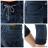 【1290元優惠↘】EDWIN JERSEYS 迦績圓織剪接 七分牛仔褲-女款 石洗綠 1