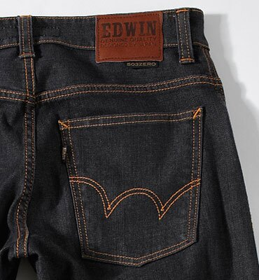 【990元優惠↘】EDWIN 503 ZERO直筒褲-男款 黑色【APP下單滿799輸入代碼APP170622折100元↘序號限用一次↘】 2