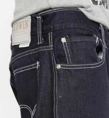 【990元優惠↘】EDWIN 503 ZERO COOL 直筒褲 原藍【4/28單筆588輸入序號17marathon-5。再折88元 /單筆1800輸入序號EDWIN200-2。再折200】 1