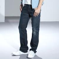 EDWIN LINE 輕鬆牛仔 直筒牛仔褲 男款 零碼