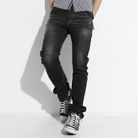 EDWIN ZERO 直筒牛仔褲 男款 灰色
