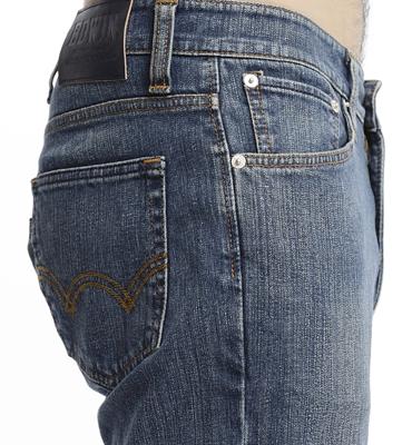 EDWIN 503 基本款牛仔褲-男款 漂淺藍 1