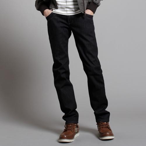 【丹寧買一送一↘】EDWINBLUETRIPW.F保溫窄直筒牛仔褲-男款原藍色【請下單正確需要商品件數