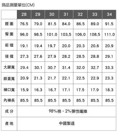 【5折優惠↘】EDWIN E-FUNCTION 窄管牛仔褲-男款 原藍磨 2
