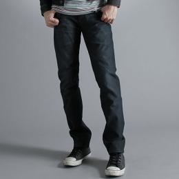 EDWIN 503 ZERO W.F 雷射保溫中直筒褲-男款 酵洗藍 零碼