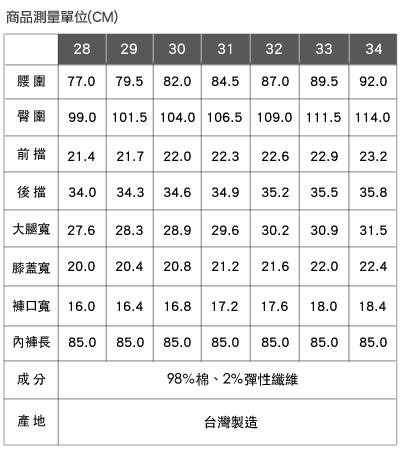 【5折優惠↘】EDWIN EDGE LINE 經典修身窄管牛仔褲-男款 原藍色 2