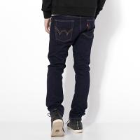 EDWIN 英倫修身 直筒褲 男款 藍色 零碼