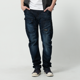 EDWIN FUNCTION 貼袋剪裁 機能 牛仔褲 男款