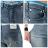 【新品送野餐墊↘】EDWIN JERSEYS 夏日迦績 舒適涼感AB褲-男款 石洗藍【9 / 30前指定新品單筆滿3800就送EDWIN迷彩野餐墊↘隨貨寄出↘】 1