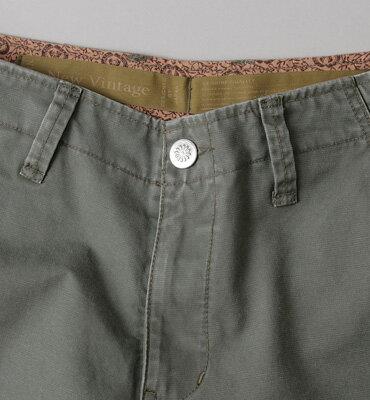 【2件組福袋。1599元↘】EDWIN 馬蹄配布基本款長褲-男款 灰綠色 1