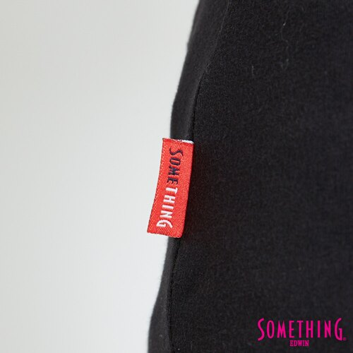 新品↘SOMETHING 基本款素面 細帶長版背心-女款 黑色 6