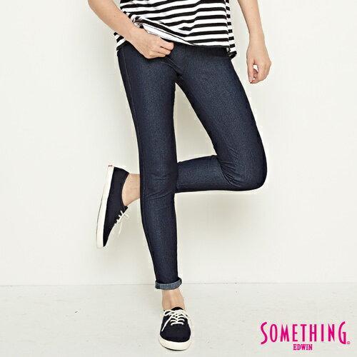 【新品上市↘】SOMETHINGLADIVA合身窄管牛仔褲-女款原藍色SILM【5月會員消費滿3000元再賺15%點數】