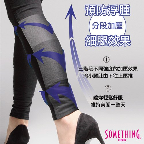【1290元優惠↘】SOMETHING STORY 3 塑腿超窄直筒褲-女款  拔淺藍 3