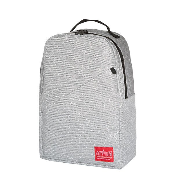 【EST】Manhattan Portage Midnight Hunters Backpack 星夜 斜口 後背包 灰 [MP-1905-MDZ-GRY] H1101