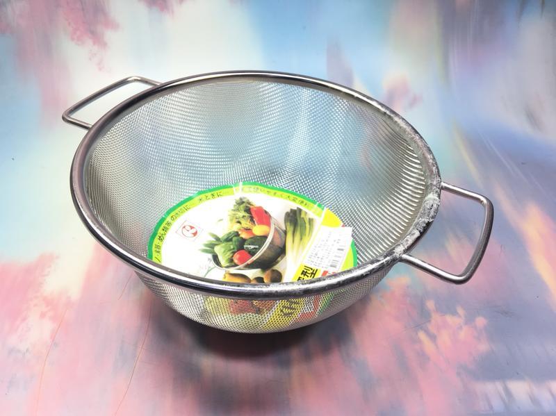 【八八八】e網購~【萬能附耳料理苔-23CM S-1642】633580料理苔 濾網 廚房用具