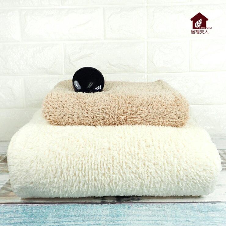 <br/><br/>  洗臉/淨白/洗澡-酵素面膜皂+毛巾[個性棕]+浴巾[輕柔米]-洗的保養品-美魔女系列(G)-居裡夫人<br/><br/>