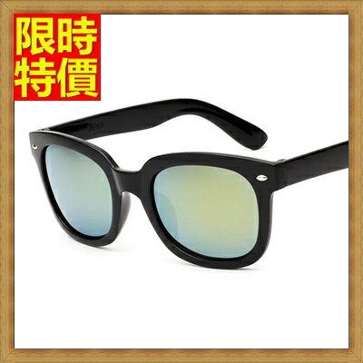 <br/><br/>  ☆墨鏡女太陽眼鏡-偏光經典粗框百搭抗UV眼鏡10色<a href=