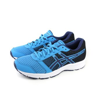亞瑟士 ASICS PATRIOT 7 運動鞋 藍色 男鞋 T619N-4549 no317