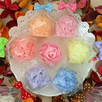 婚禮小物推薦到婚禮小物-玫瑰花球(一入裝)甜點皂/節日禮品【棠逸手作皂 】