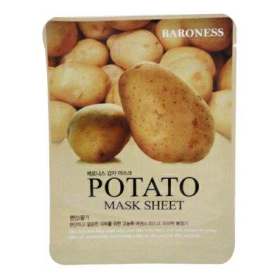 韓國 BARONESS 馬鈴薯面膜 K719