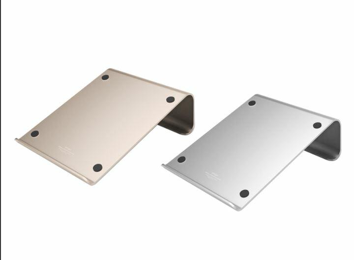 elago L3 Macbook 精品設計鋁合金支架 鋁合金的現代美學 完美視覺角度呈現