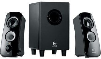 「YEs 3C」全新 Logitech 羅技 Z323 揚聲器系統 全方位音效 震撼強大的低音表現 重低音喇叭 含稅 免運 yes3c