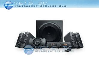 「YEs 3C」全新 LOGITECH 羅技 Z906 Z-906 環繞音效音箱 5.1 聲道系統 500瓦功率 含稅 免運 yes3c
