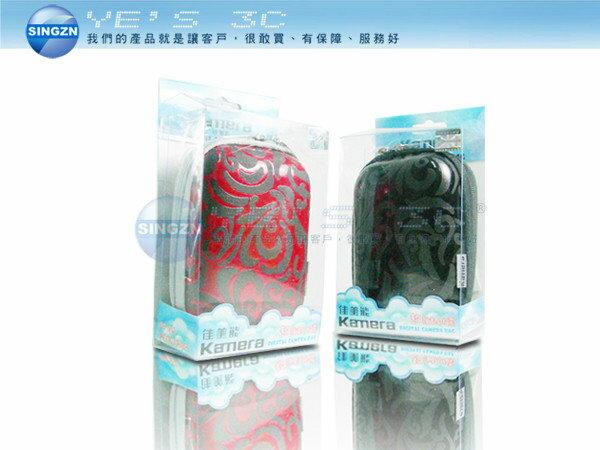 「YEs 3C」全新 Kamera 佳美能 8204 Tatoo 亮面硬殼材質 硬殼相機包 目前只剩紅色款 免運 yes3c
